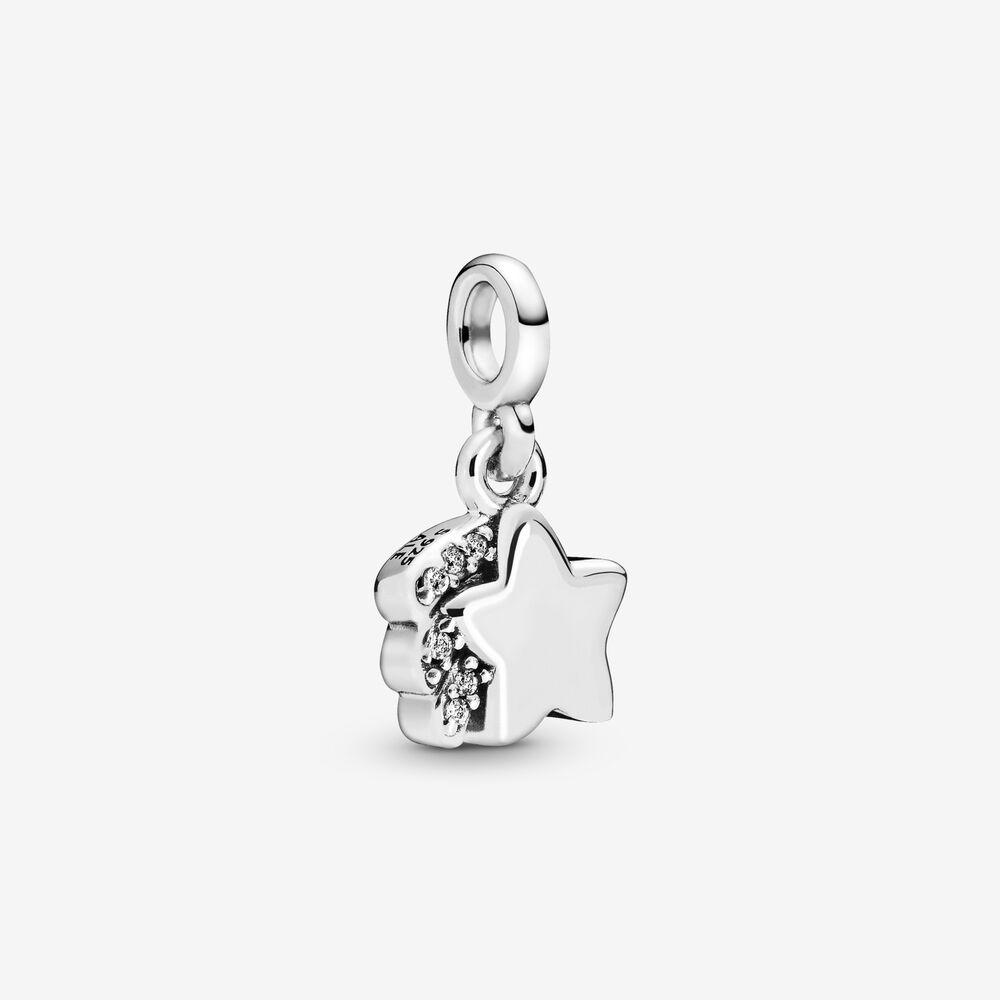 Pandora Stjerneskud Charm i Sterling Sølv 798378CZ