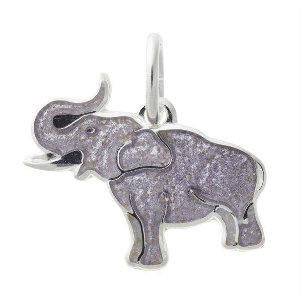 Elefant Sterling Sølv Vedhæng fra Lund Copenhagen