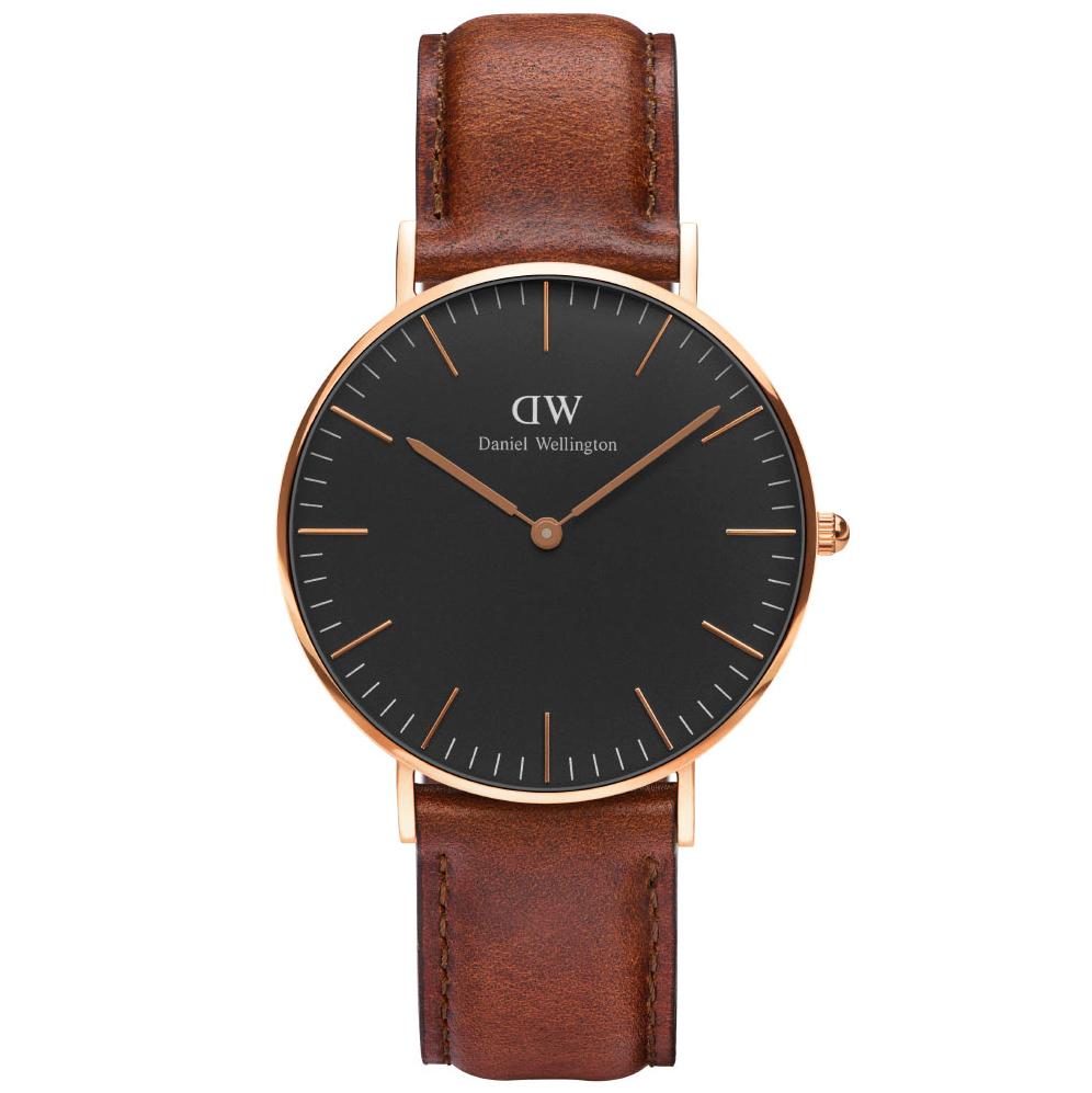 Daniel Wellington Classic Black St Mawes ADW00100136 Unisexur