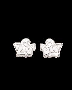 Scrouples Engel Sterling Sølv Øreringe 141122