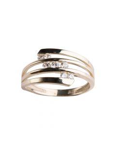 Nordahl Andersen Ring i 8 Karat Guld 142671CZ3