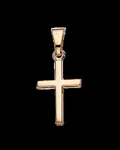 Kors 8 Karat Guld Vedhæng fra Scrouples 208703