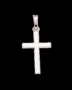 Kors Sterling Sølv Vedhæng fra Scrouples 226722