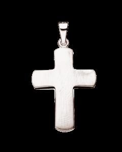 Scrouples Kors Vedhæng i Sterling Sølv 280072