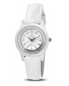 Fint Diamond Ceramic dameur fra Christina Watches - 306SWW