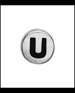 Elements Sterling Sølv Smykke fra Christina Watches med Bogstavet U