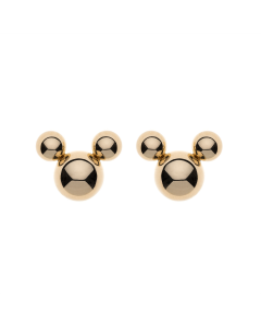 Støvring Design Mickey Mouse 8 Karat Guld Ørestikker