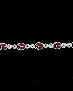Børne Sølv Armbånd fra Scrouples 670342