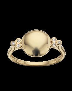 Scrouples 8 Karat Guld Ring 710223