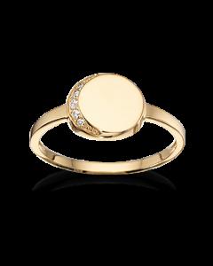 Scrouples 8 Karat Guld Ring 711183