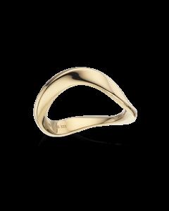 8 Karat Guld Ring fra Scrouples 711473