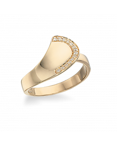 Scrouples 8 Karat Guld Ring 711523