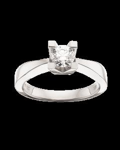 Kleopatra Ring 0,50 ct. i 14 Karat Hvidguld fra Scrouples