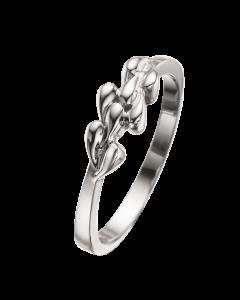 Scrouples Rhodineret Sølv Ring 721992