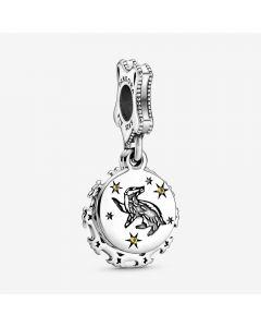 Pandora Harry Potter Hufflepuff Sterling Sølv Charm
