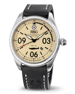 Flot Spitfire Mk IX herreur fra RSC Watches - RSC802