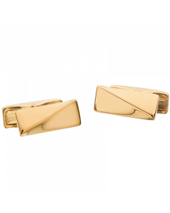 8 Karat Guld Manchetknapper fra Scrouples 820063