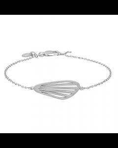 Rhodineret Sølv Armbånd fra Nordahl Andersen 825465