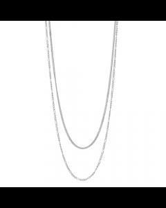 Figaro52 Sterling Sølv Halskæde fra Nordahl Andersen