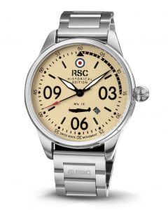 RSC Watches RSC860 - Spitfire Mk IX herreur