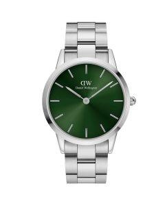 Daniel Wellington ADW00100427 - 40 MM Iconic Link Emerald