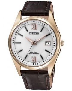 Citizen AS2053-11A - Eco-Drive Radio Controlled herreur