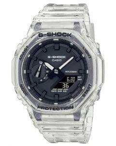 Stilfuldt G-Shock herreur fra Casio - GA-2100SKE-7AER