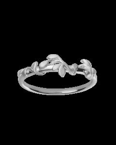 byBiehl Jungle Ivy Ring i Sterling Sølv 5-3101-R
