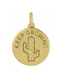 Keep Growing Forgyldt Sølv Vedhæng fra By Biehl
