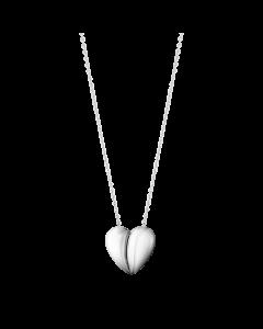 Hearts Of Georg Jensen Sterling Sølv Halskæde fra Georg Jensen