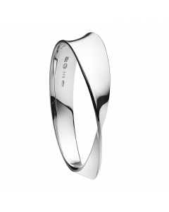 Möbius Sterling Sølv Armring fra Georg Jensen 20000523H