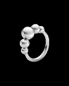 Moonlight Grapes Sterling Sølv Ring fra Georg Jensen