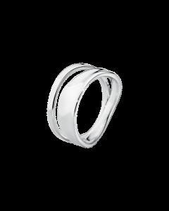 Georg Jensen Marcia Ring i Sterling Sølv 20000626H