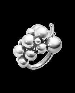 Moonlight Grapes Mellem Sterling Sølv Ring fra Georg Jensen