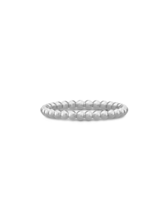 Julie Sandlau Bubbles Rhodineret Sølv Ring RI152RH-H