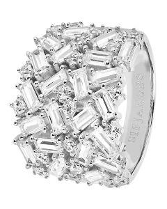 Antella Grande Sterling Sølv Ring fra Sif Jakobs