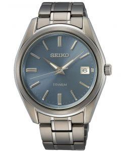 SUR371P1 fra Seiko - Pænt Herreur Titanium