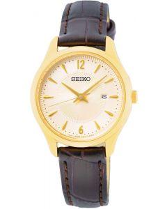 Seiko SUR478P1 - Pænt dameur Neo Classic