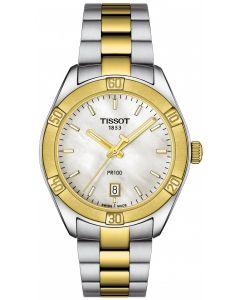 T1019102211100 fra Tissot - Flot Dameur PR 100 Sport Chic Lady