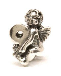 Troldekugler Kerub 9 Sterling Sølv Charm