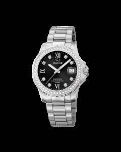J892/4 fra Jaguar - Lækkert Dameur Lady Diver