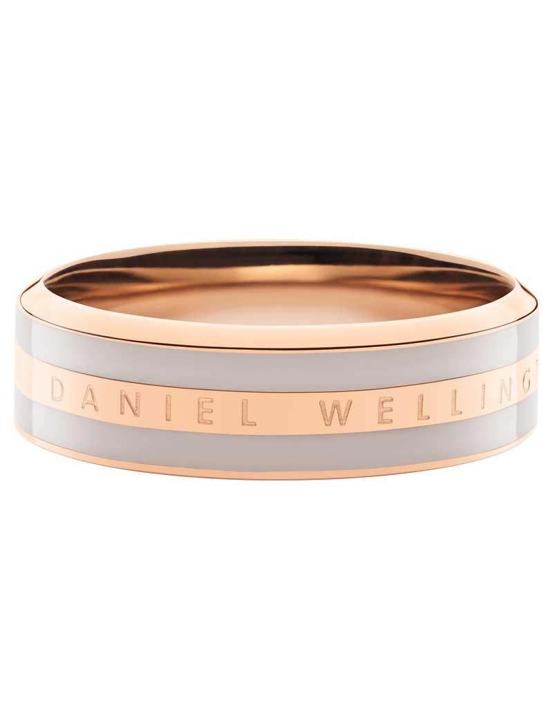 Daniel Wellington Desert Sand Rosa Guld Double Ring