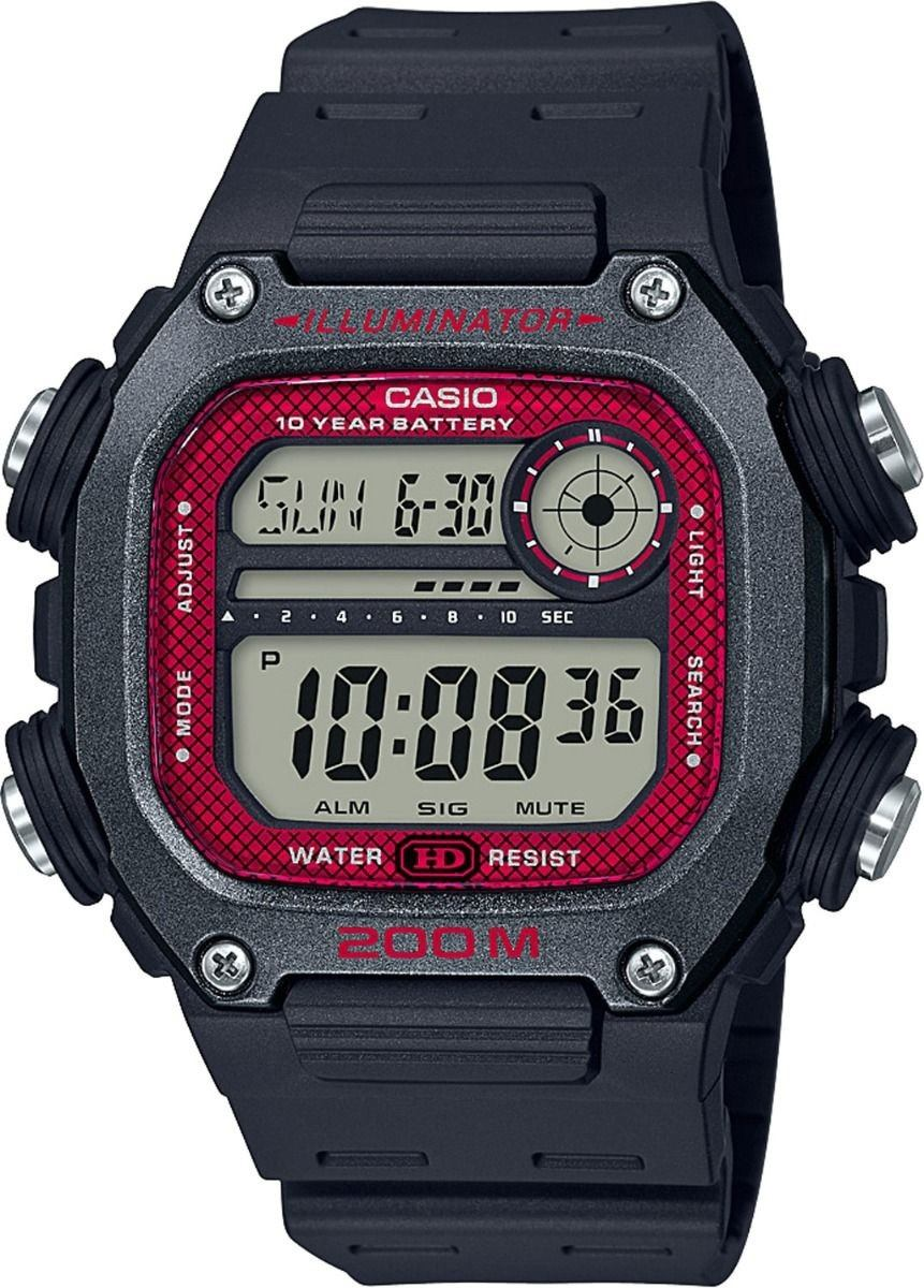 Casio Classic DW-291H-1BVEF Ur
