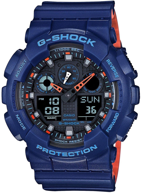 G-Shock Herreur Fra Casio GA-100L-2AER